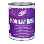 RILAK Gruntskrāsa MOVILAT BASE balta 0.9L 47504450