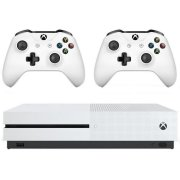 Microsoft Xbox One S 1TB White + Wirele...