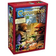 Brain Games <b>Carcassonne</b> exp 2: Traders Buil