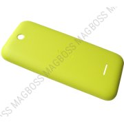 Battery cover Nokia 225/ 225 Dual SIM - yellow (original) - 9448779  3.40