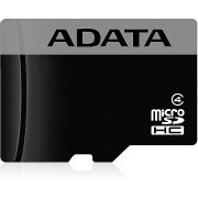 A-Data 4000 GB, Micro SDHC, Flash memor...