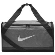 3bdfda882f059 Nike Brasilia Graphic Training Duffel Bag Small BA