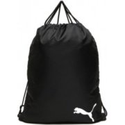 d69c20ad0c30d BAG FOR SHOES PUMA 07489901 black, white logo 7543