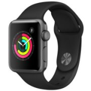 Apple Watch Series 3 38mm GPS Aluminum Space Gray