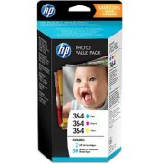 Hewlett Packard PHOTO VALUE PACK 364 SE...