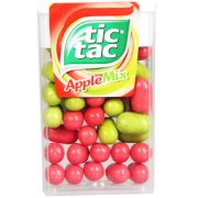 Dražejas Tic Tac <b>Apple</b> Mix 18 g