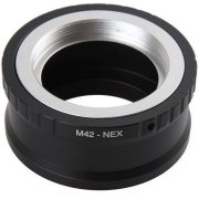 Fotocom Manual Lens Adapter M42-NEX