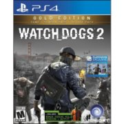 UbiSoft Watch Dogs 2 Gold Edition (PS4)...