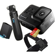 GoPro HERO8 Black Holiday Bundle (CHDRB-801)
