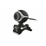 Trust Exis webcam 640 x 480 pixels Black | 17003