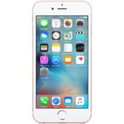 "Apple iPhone 6s, 4.7"", 128GB, zeltrozā (Rose Gold)"