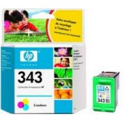 HP 343 Tri-Colour (C8766EE; C8766EE#UUS)