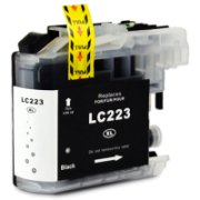 Analogs Brother LC-223BK ink cartridge, black (LC2