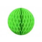 Honeycomb Ball, <b>apple</b> green, 10 cm KB 10-10
