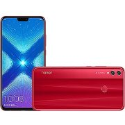"Huawei Honor 8X (Red) Dual SIM 6.5"" LTP..."