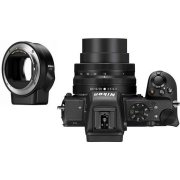 Nikon Z50 KIT 16-50mm f/3.5-6.3 VR & FTZ adapter