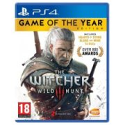 The Witcher: Wild Hunt GOTY / CUSA05571 / ENG / RUS SUB / 18+ / PS4