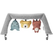 BabyBjorn Toy for Bouncer (Soft Friends) 080300 08