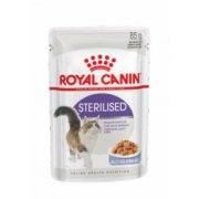 <b>ROYAL</b> <b>CANIN</b> FHN STERILISED IN JELLY