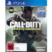 Call of Duty Infinite Warfare (new ENG) PS4