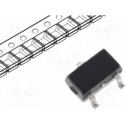 DIODES INCORPORATED - DIODES INCORPORATED BAV199W-