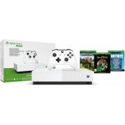 Xbox One S 1TB All Digital Version (Fornite + Mine