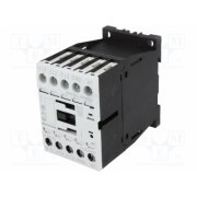 EATON ELECTRIC - EATON ELECTRIC DILM15-10(380V50HZ,440V60HZ), Contactor:3-pole; Auxiliary contacts: NO; 400VAC; 15A; NO x3; 690V - DILM15-10-400VAC