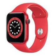 <b>Apple Watch Series 6</b> 40 mm PRODUCT(RED) Alu