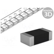 ROYAL OHM Resistor: thick film; sensing; SMD; 1206