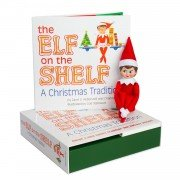 EOTGIRL Elf on the Shelf – Stāstu grāmata