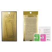 Gold Tempered Glass Gold Screen Protect...