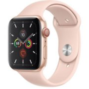Apple Watch Series 5 44mm GPS Gold Aluminum Case w