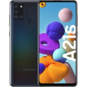 Samsung Galaxy A21s Android Phone 32GB Dual-SIM, Black SM-A217FZKNEUD