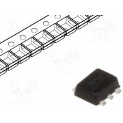 ON SEMICONDUCTOR - ON SEMICONDUCTOR NTZD3154NT1G,