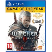 The Witcher 3 GOTY PS4