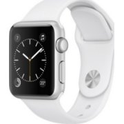 Apple Watch S1 38mm Silver/White (MNNG2)