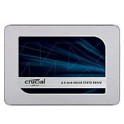 Crucial MX500 1TB SATA 3.0 TLC SSD disks CT1000MX500SSD1