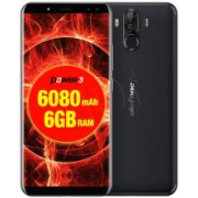 "Smartfon Ulefone Power 3 ( 6,0"" ; 2160x1080 ; 64GB"