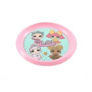 Stor LOL Surprise plastic plate SL44312