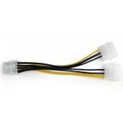 Gembird Internal power adapter cable for PCI expre