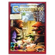 Spēle <b>Carcassonne</b> exp 2: Traders&Builders 7