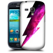 Headcase Nebula Lightning Bolt Back Case for Samsu