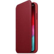 Apple Leather Folio Case For Apple iPho...