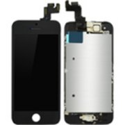 COREPARTS LCD for iPhone 5S/SE Black (MOBX-DFA-IPO