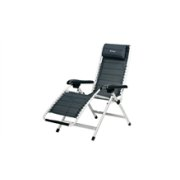 Outwell Hudson Relax Chair Titanium Outwell Hudson Relax Chair Tit  140.46