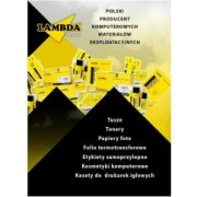 Ink Lambda color | 405 pgs | C8766EE | HP 343 | L-