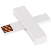 +ID Smart card reader USB (White) (4748001003731)
