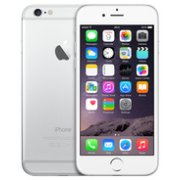 Apple IZPĀRDOŠANA - iPhone 6 16Gb White Silver ( IPHONE6 16GB WS 08 A MG482QN/A IPHONE6 16GB WS 08 A ) Mobilais Telefons