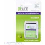 M-LIFE battery for HTC Vision Desire Z 1750mAh ML0