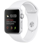 Apple Watch Series 1 OLED Sudrabs viedpulkstenis 1